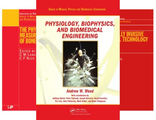 Series in Medical Physics and Biomedical Engineering (40 Book Series)