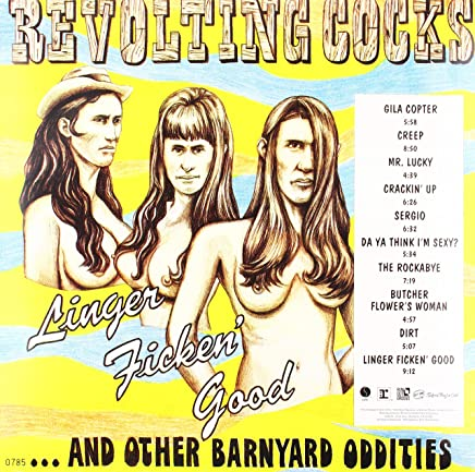 Revolting Cocks Linger Ficken Goodand Other Barnyard Oddities