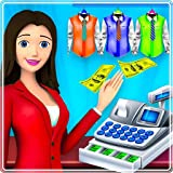 High School Simulator Uniform Cash Register Games: Girls Designer & Dress Up Game: Trendy fashionista: School Shirts: Scarf: Tie: Skirt & Shoes: Dress making games: Fashion Designer: Girl Cashier