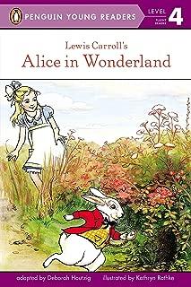 Best alice in wonderland reading level Reviews