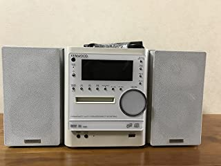 KENWOOD ケンウッド JVC NDL-100MD コンパクトハイファイコンポーネントシステム (CD/MDコンポ)(本体RMD-NDL100とスピーカーLS-NDL100-Wのセット)