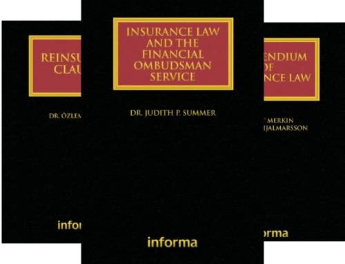 Lloyd's Insurance Law Library (14 Book Series)