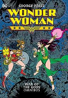 Wonder Woman: War of Gods Omnibus