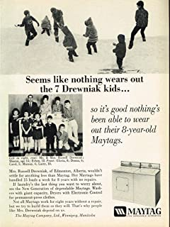 Best vintage maytag washer and dryer Reviews