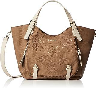 c6c5f2cb29013 Amazon.fr : sac desigual cuir marron