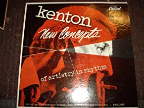 Stan Kenton New Concepts of Artistry in Rhythm 10