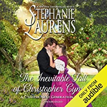 The Inevitable Fall of Christopher Cynster: The Cynster Next Generation Novels, Book 8