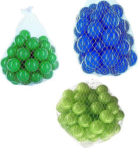 el mas reciente Pelotas para pelotas baño variadas Mix con verde verde verde claro, azul y verde Talla 6000 Stück  Tu satisfacción es nuestro objetivo