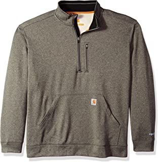 Men's Force Extremes Mock-Neck Half-Zip Sweatshirt (Regular and Big & Tall Sizes)
