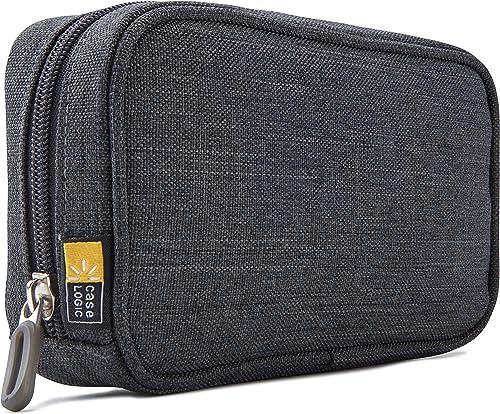 CASE LOGIC - Etui universel en nylon moyen format pour tous les types d'accessoires - Gris