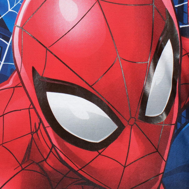 Spiderman Pijama para Niños Spider-Man