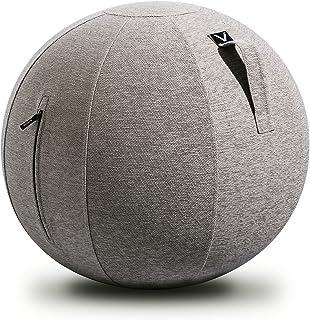 Vivora Luno - 自立型ボールチェア~ポンプ&ハンドル付き ベースリング不要