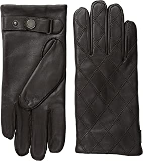 Ben Sherman Men's Quilted Leather Glove