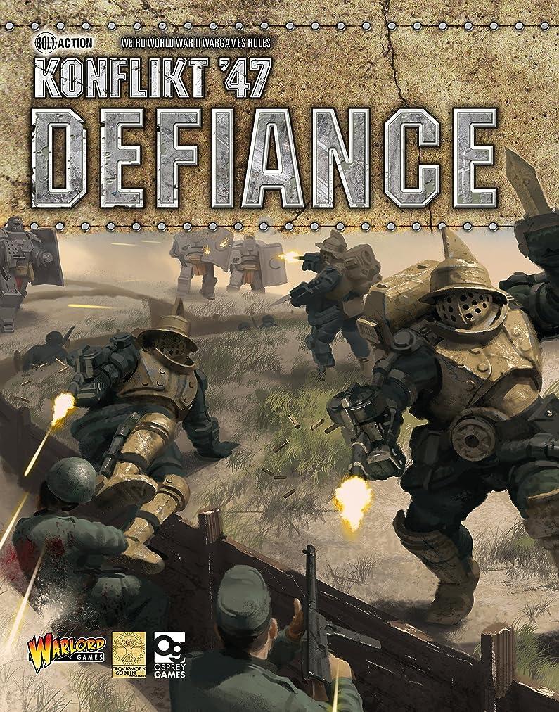 風が強い特別な落ち込んでいるKonflikt '47: Defiance (Bolt Action) (English Edition)