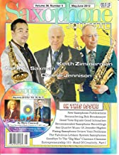 J.S. Bach 3rd Movement of Bach's Concerto in F,BWV 1057, a Masterclass/Play-Along CD by Dave Camwell Published by Saxophone Journal-5/12