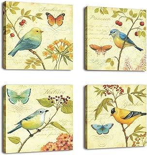 Best wall art of birds Reviews