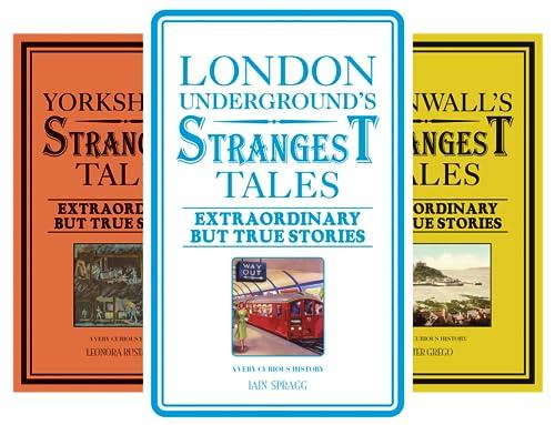 Strangest (49 Book Series)