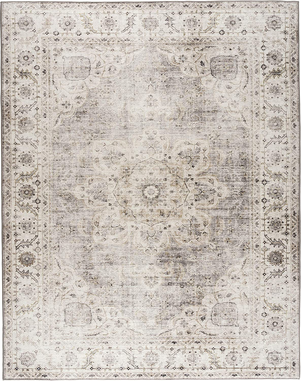 ReaLife Machine Washable Rug Translated Super Special SALE held - Eco-F Resistant Non-Shed Stain