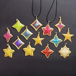 Star Guardian gems collane ciondoli, regalo coppia e migliori amici LOL