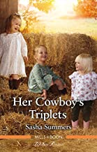 Her Cowboy's Triplets (The Boones of Texas Book 7)