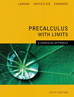 Best larson precalculus with limits Reviews
