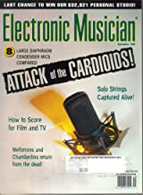 Electronic Musician Magazine, September 1998 (Vol. 14, Issue 9)