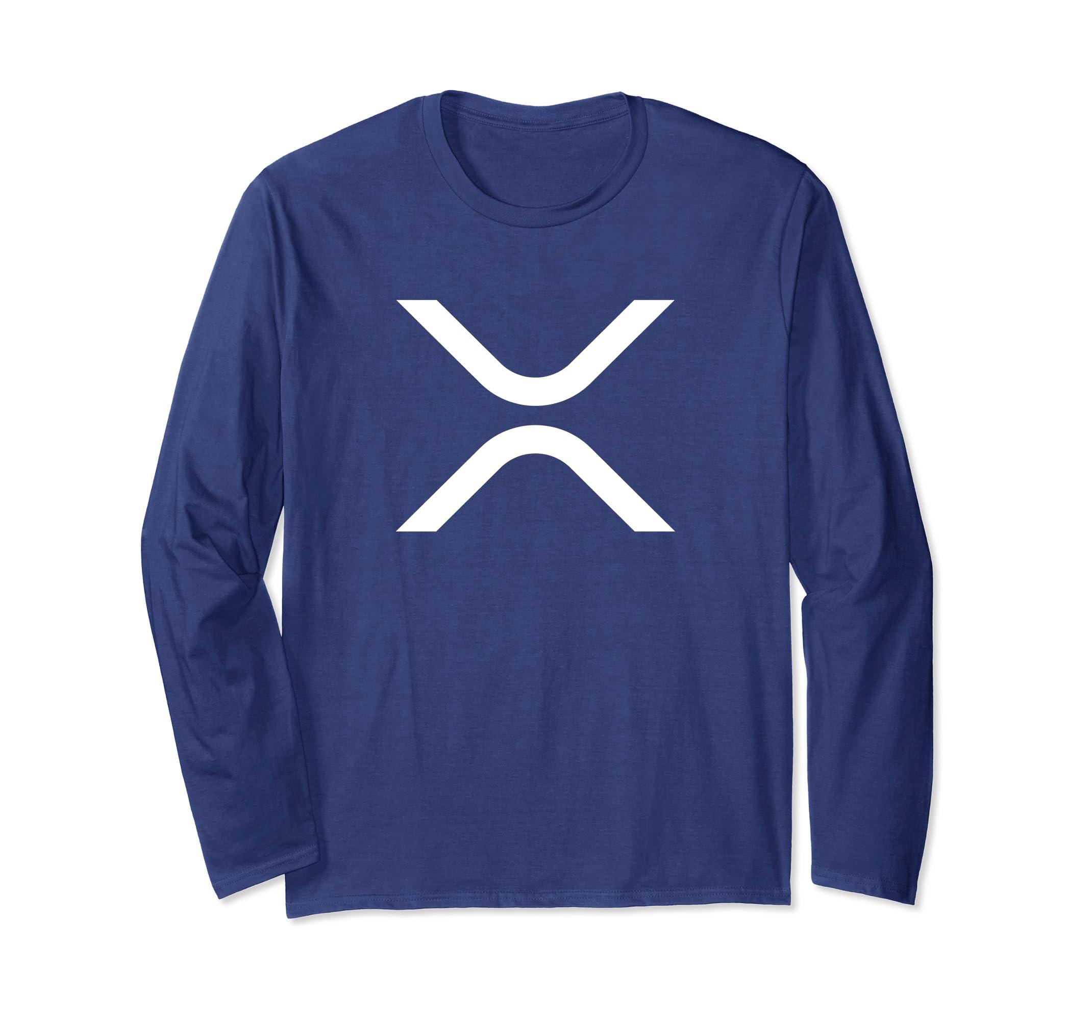 XRP   The Standard Long Sleeve T Shirt-ln