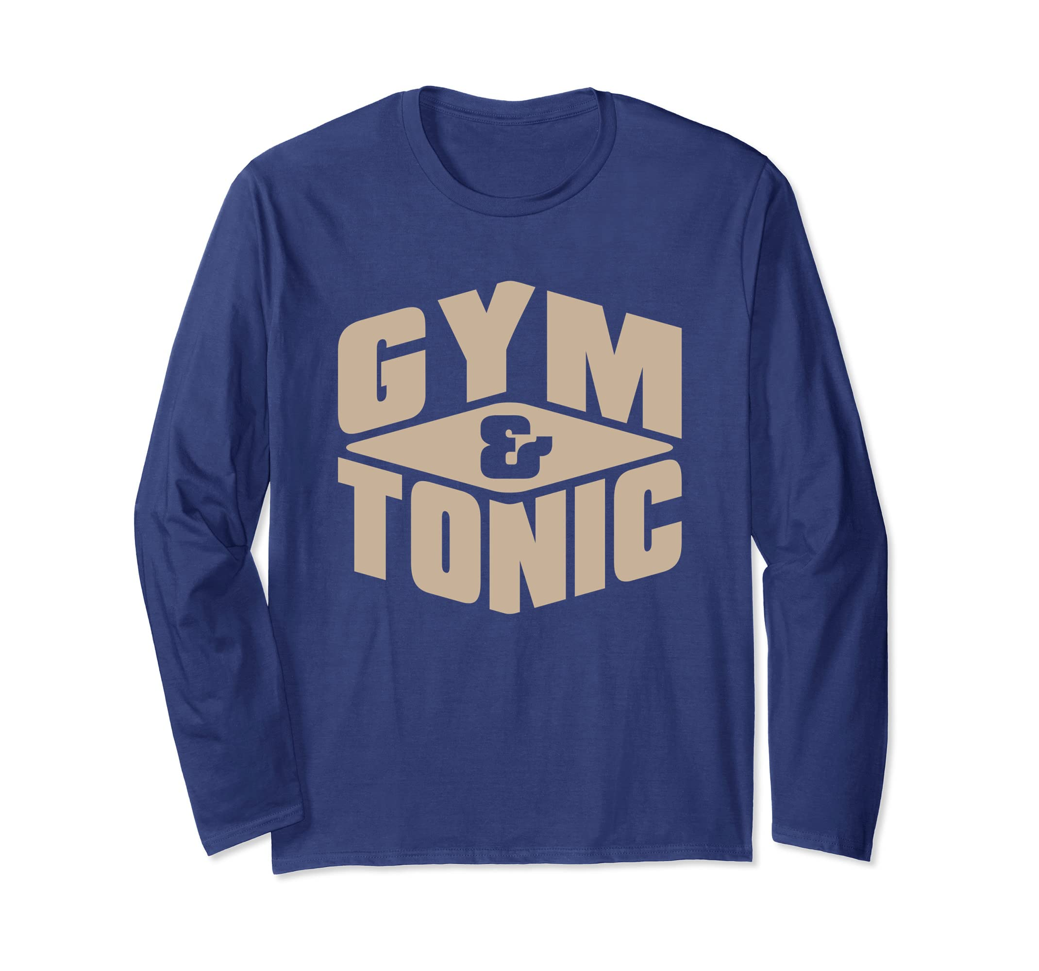 c856bf44 Funny Workout Shirt Gym and Tonic Men Women-ANZ ⋆ Anztshirt