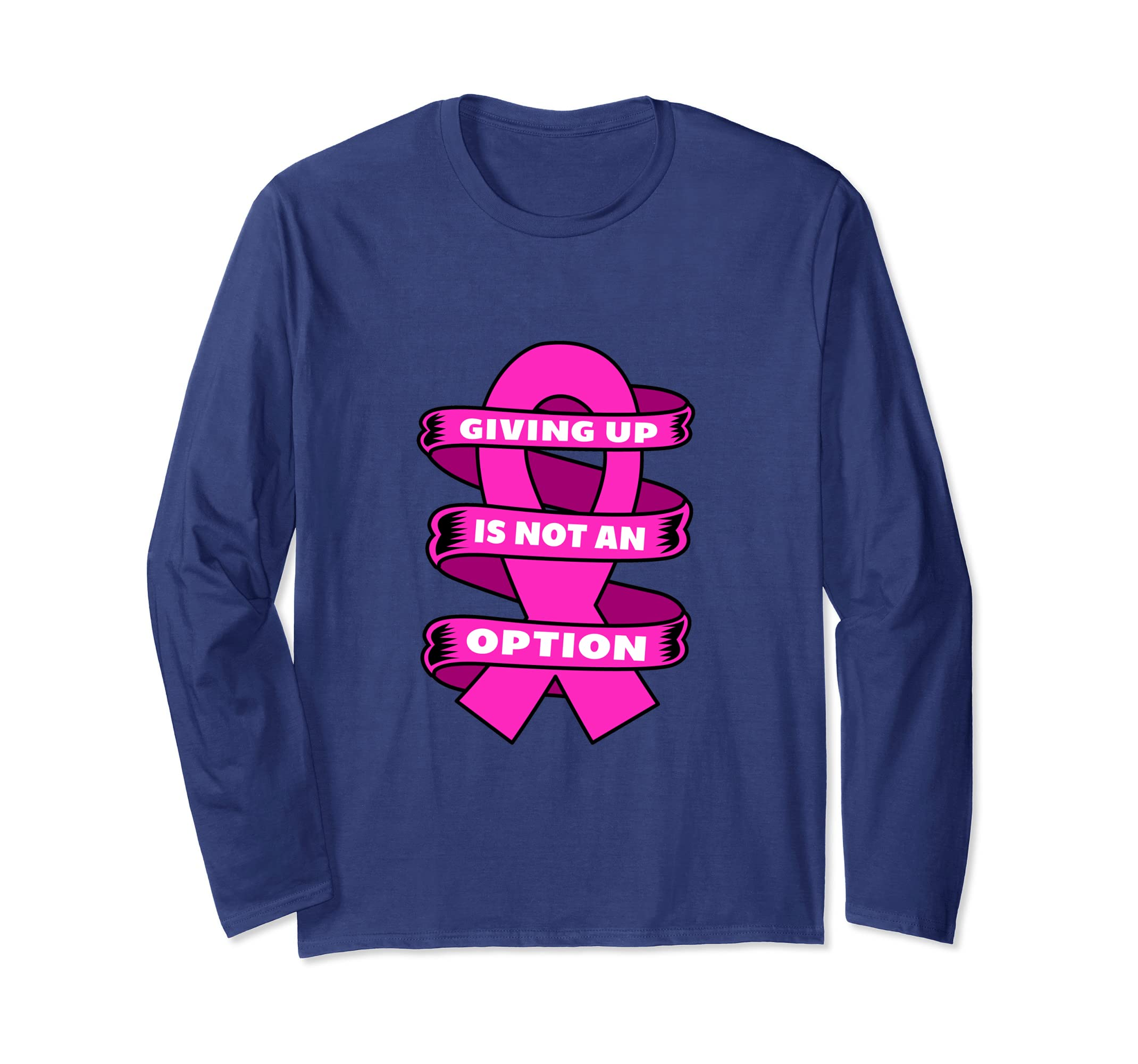 Pink Breast Cancer Awareness Support Survivor Shirt Gift-AZP