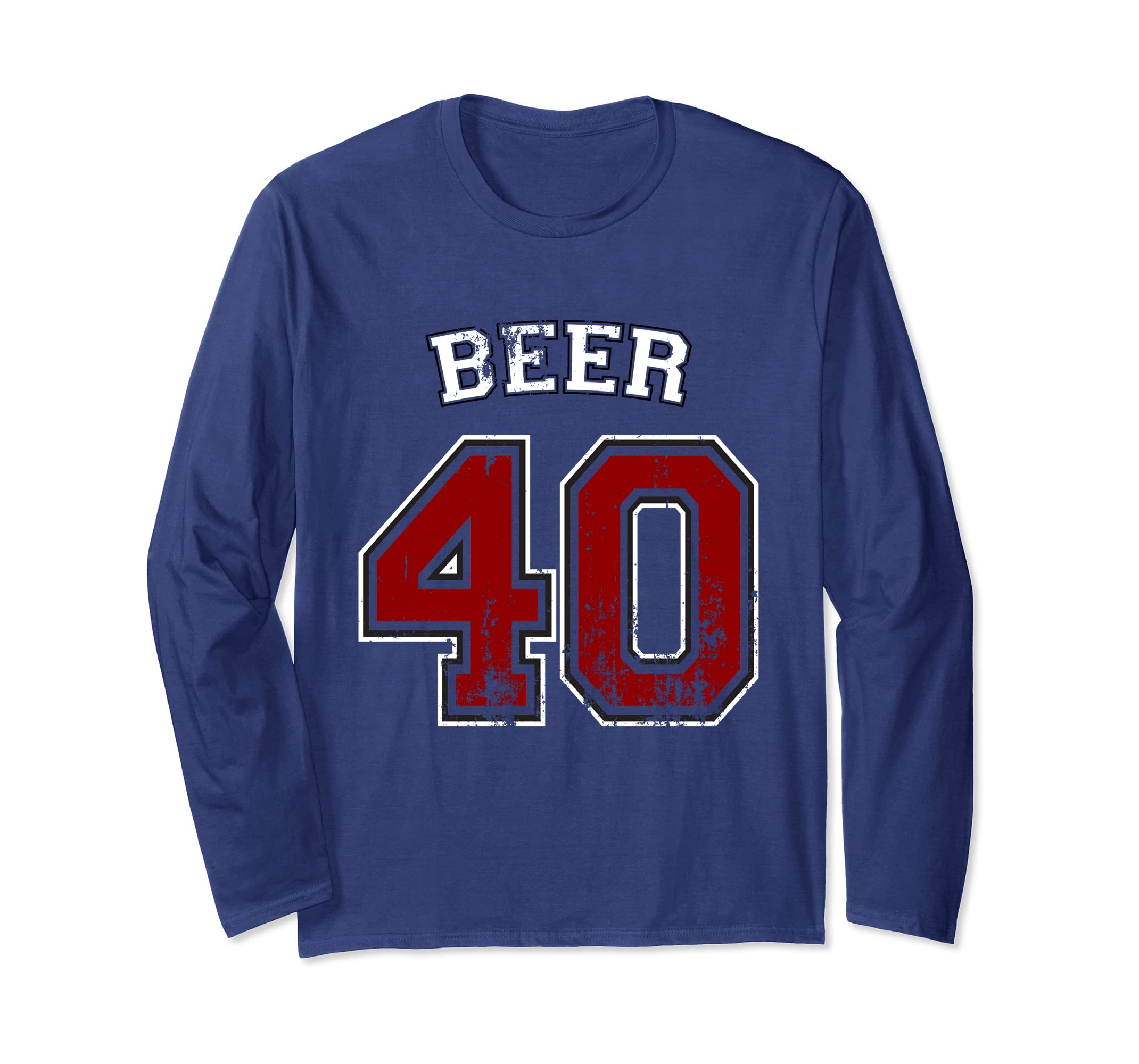 Amazon 40th Birthday Shirt Gifts For 40 Years Old Beer Lovers Clothing