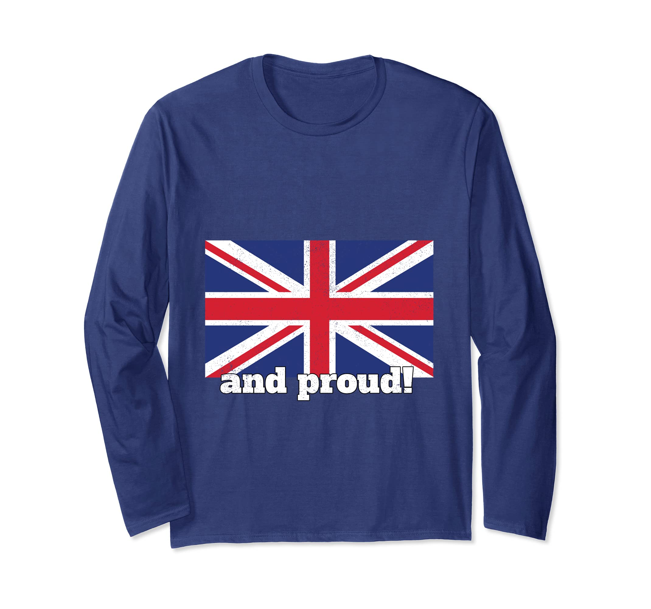 british and proud, union flag, uk, patriotic, england-Bawle