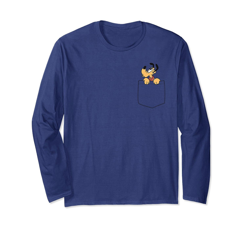 Disney Pluto Pocket T Shirt