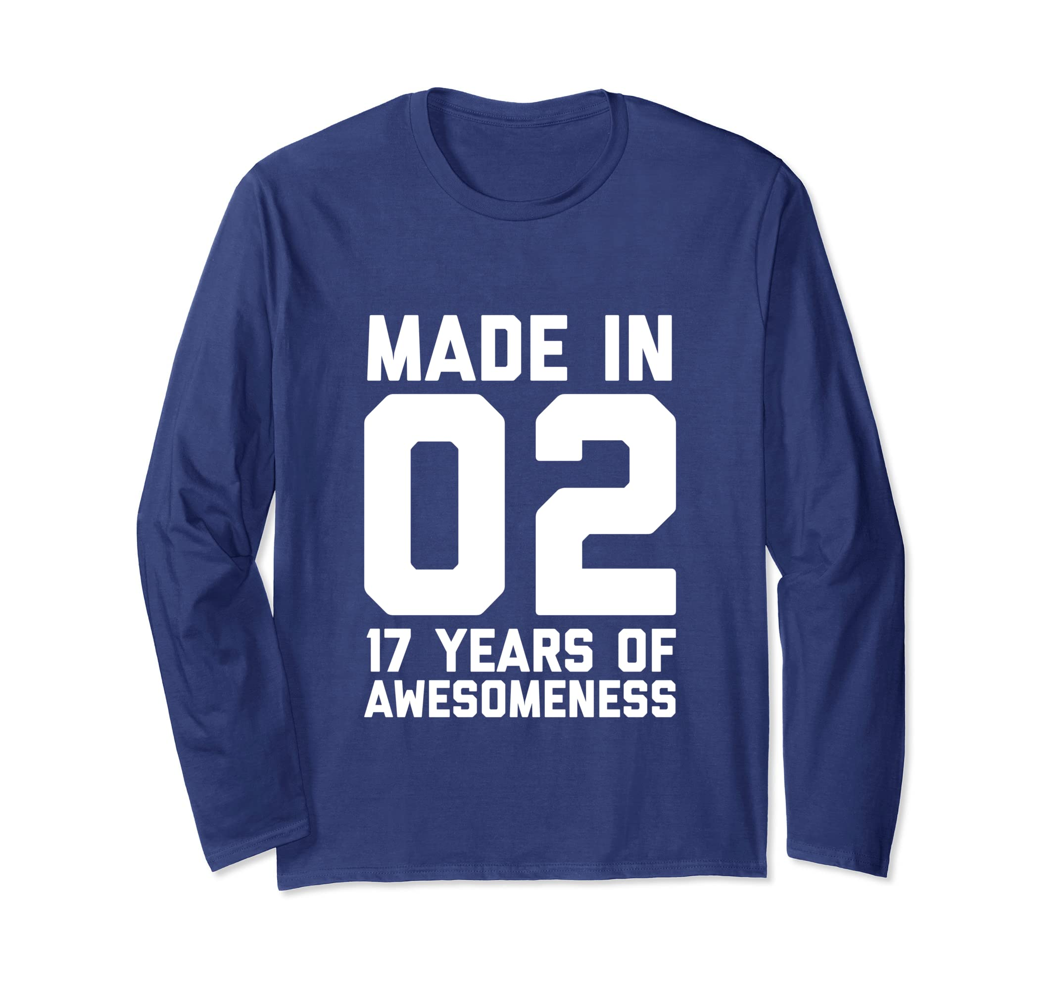 Amazon 17th Birthday Long Sleeve Girls 17 Year Old Daughter Gifts Clothing
