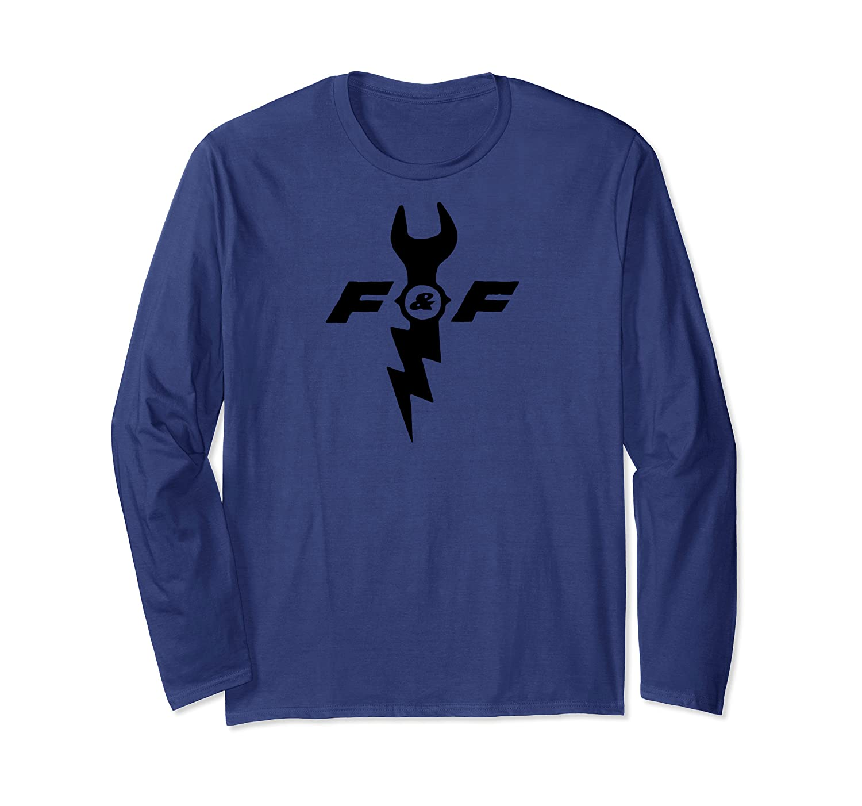Fast Furious F F Wrench Shirts Long Sleeve T-shirt