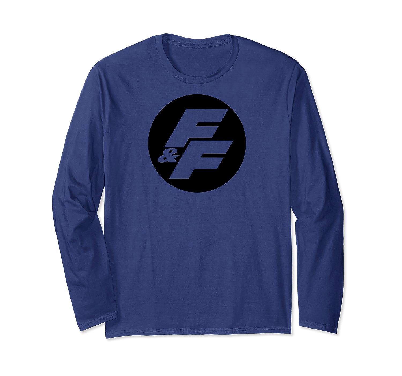 Fast Furious Distinct And Bold Logo Ted Shirts Long Sleeve T-shirt