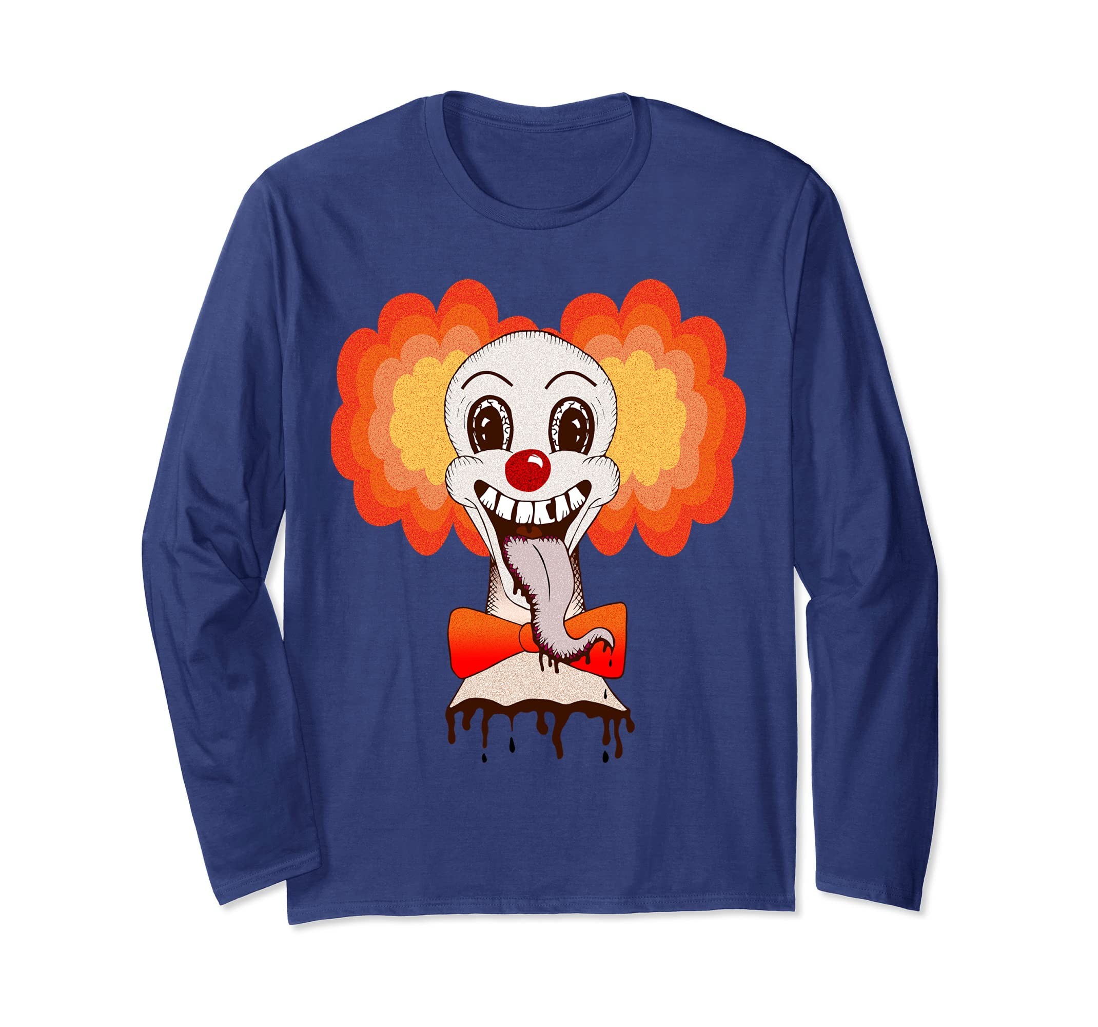 Halloween Scary Clown T Shirt Anz Anztshirt