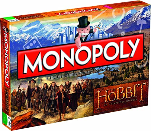 Winning Moves 42570 Monopoly Le Hobbit
