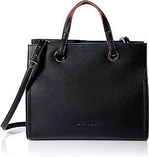 A X Armani Exchange Women's Medium Handbag, nero - black 204