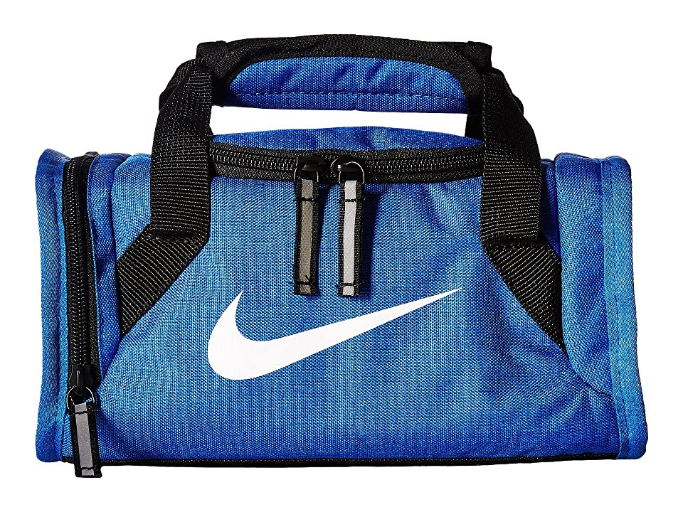 d1d79643299c Nike Kids Lunch Bag (Game Royal Heather) Duffel Bags