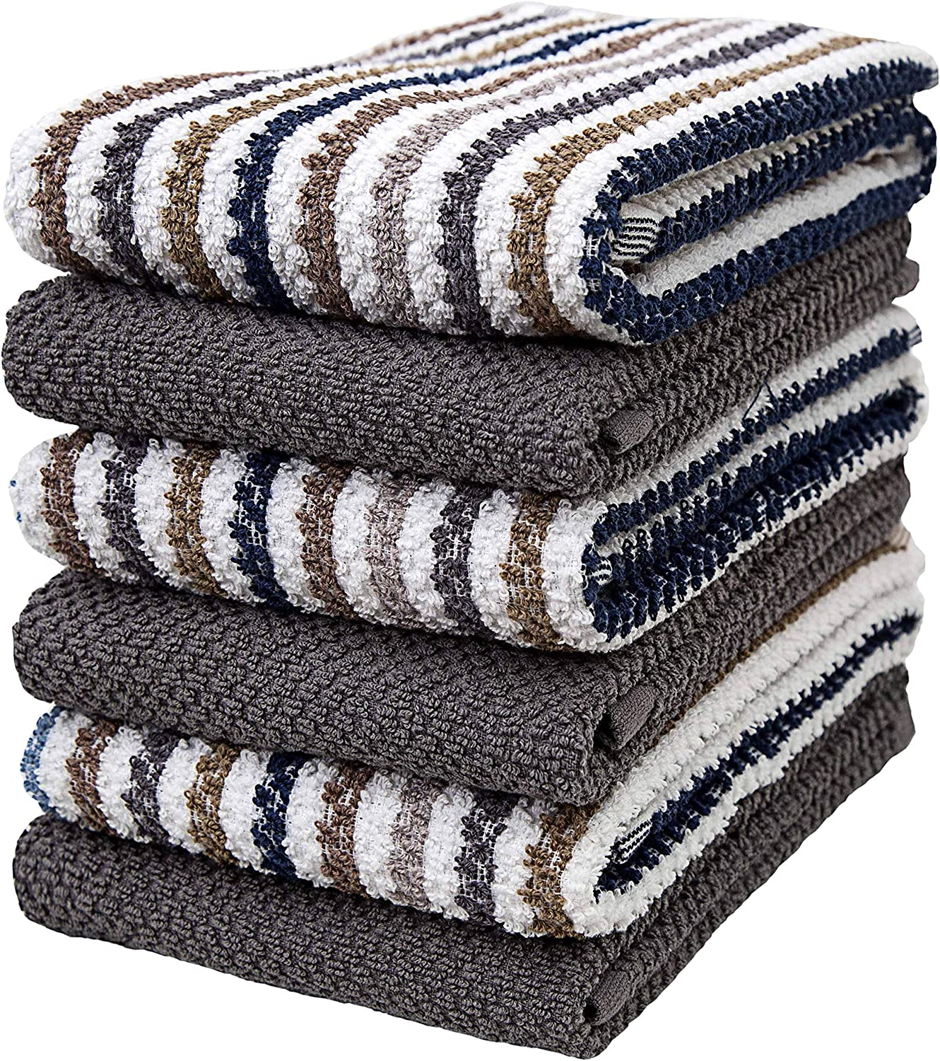 """Premium Kitchen Towels 16""""x 26"""" Large At the price of surprise Pack 6 lowest price –"""