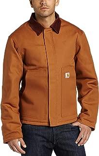Carhartt Men's Arctic Quilt Lined Duck Traditional Jacket J002
