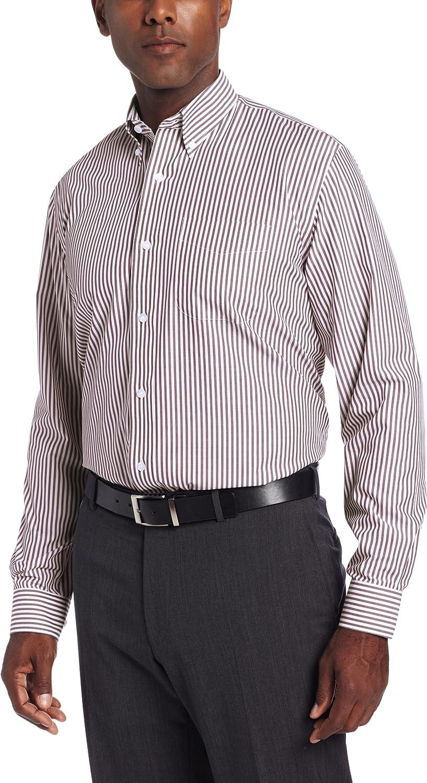 Cutter & Buck Men's Long Sleeve Epic Easy Care Bengal Shirt