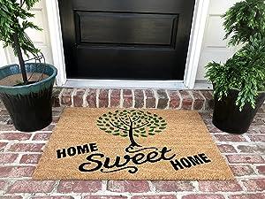 Natural Coir Doormat (36