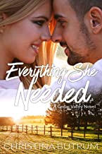 Everything She Needed: A Cedar Valley Novel #2