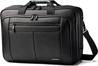Samsonite Classic Business 3 Gusset Business Case, Black