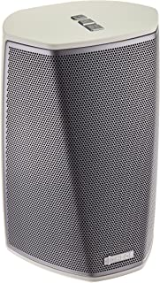 Denon HEOS 1 HS2 New Hi-Res Audio, Compact, Portable Wireless Bluetooth Speaker with Amazing Sound (Updated Version), White, works with Alexa