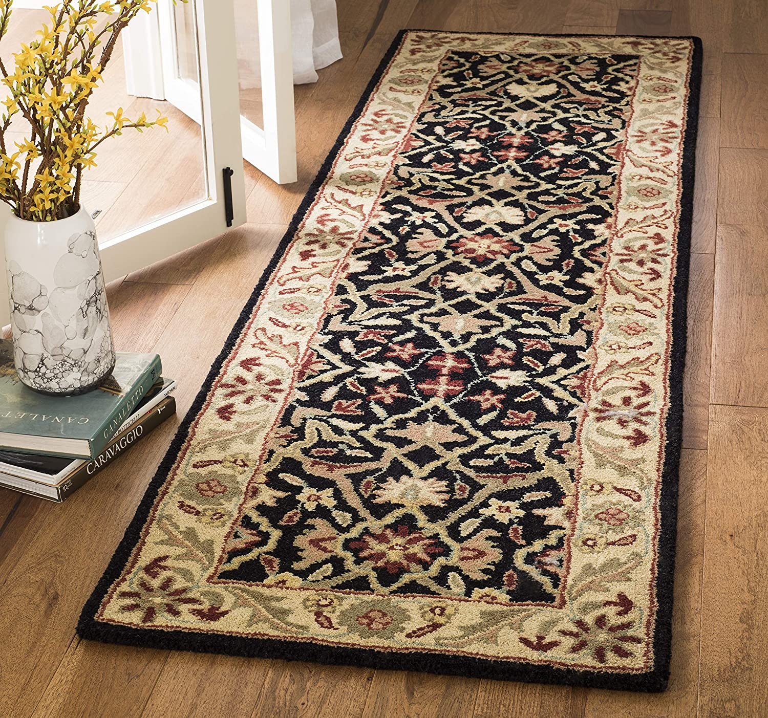 Safavieh Popular product Antiquity Collection AT14B Handmade Max 51% OFF Orienta Traditional