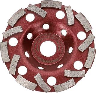 PRODIAMANT Diamant slipskiva extra speed betong 125 mm x 22,2 mm slipskiva för betong kakellim och murverk