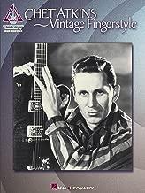 Chet Atkins - Vintage Fingerstyle Songbook (Artist Songbooks Series)