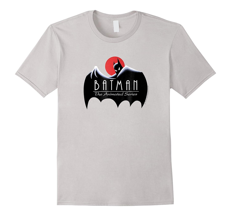 Batman: The Animated Series Clean Logo T Shirt